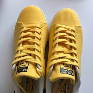 Adidas Stan Smith Yellow limited color